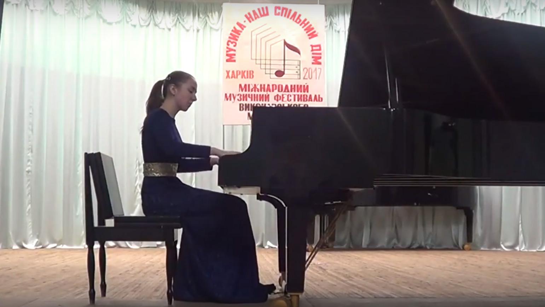 Концерт в рамках фестиваля «Музыка наш общий дом»